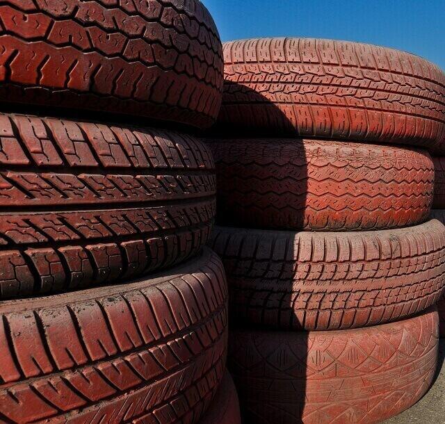 Recalled Tires.