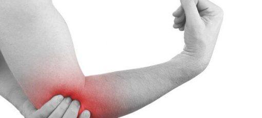 hurt elbow personal injury